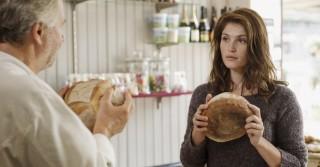 Fabrice Luchini en Gemma Arterton in Gemma Bovery
