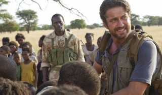 Gerard Butler in Machine Gun Preacher