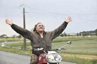 Gérard Depardieu in Mammuth