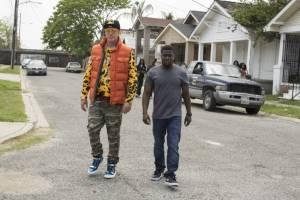 Get Hard: Will Ferrell (James King) en Kevin Hart (Darnell Lewis)