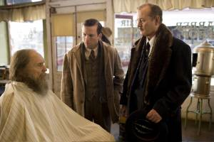 Robert Duvall (Felix Bush) en Bill Murray (Frank Quinn)
