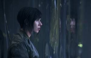 Ghost in the Shell: Scarlett Johansson (The Major)