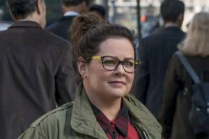 Ghostbusters: Melissa McCarthy (Abby Yates)