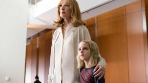Gifted: Lindsay Duncan (Evelyn) en Mckenna Grace (Mary Adler (as McKenna Grace))
