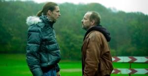 Vincent van der Valk (Jeffrey Frissen) en Bart Slegers (Lei Frissen)