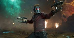 Guardians of the Galaxy Vol. 2 3D: Chris Pratt (Peter Quill / Star-Lord)