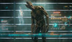 Guardians of the Galaxy filmstill
