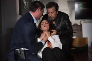 Hangman: Karl Urban (Detective Ruiney) en Al Pacino (Detective Archer)