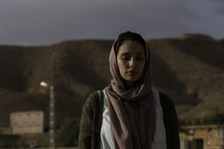 Hania Amar in Until the Birds Return