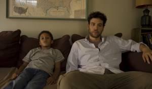 Happythankyoumoreplease: Michael Algieri (Rasheen) en Josh Radnor (Sam Wexler)
