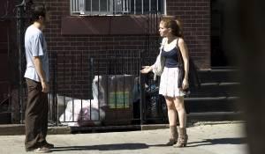 Happythankyoumoreplease: Josh Radnor (Sam Wexler) en Kate Mara (Mississippi)