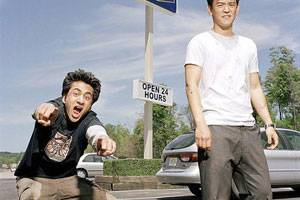Harold and Kumar go to White Castle 3