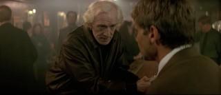 Richard Harris en Harrison Ford in Patriot Games