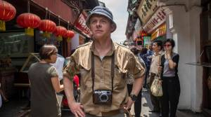 Hector and the Search for Happiness: Simon Pegg (Hector)