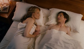 Helen Hunt en John Hawkes in The Sessions