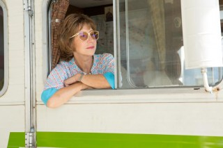 Helen Mirren in The Leisure Seeker