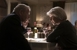 Ian McKellen en Helen Mirren in The Good Liar