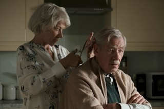 Helen Mirren en Ian McKellen in The Good Liar