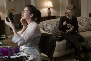Sandra Bullock en Helena Bonham Carter in Ocean's 8