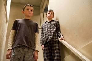 Frankie McLaren (Marcus / Jason) en George McLaren (Marcus / Jason)