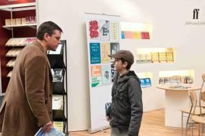 Matt Damon (George Lonegan) en George McLaren (Marcus / Jason)