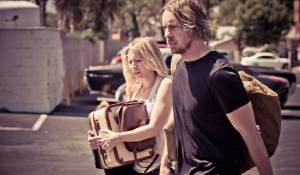 Hit and Run: Kristen Bell en Dax Shepard (Charlie Bronson)