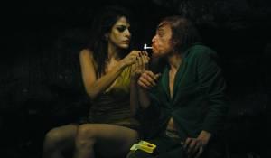 Holy Motors: Eva Mendes en Denis Lavant