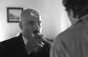 Homecoming (1945): Péter Rudolf (Szentes István, a jegyzö / Town Clerk)