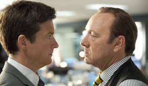 Horrible Bosses: Jason Bateman (Nick Hendricks) en Kevin Spacey