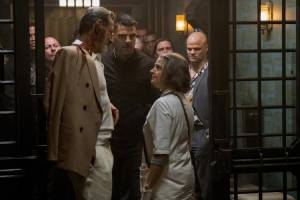 Hotel Artemis: Jeff Goldblum en Jodie Foster (The Nurse)