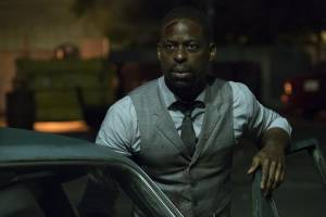 Hotel Artemis: Sterling K. Brown