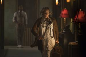 Hotel Artemis: Sterling K. Brown en Jodie Foster (The Nurse)