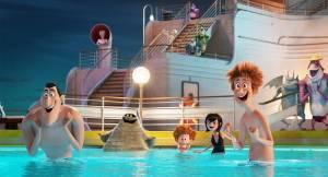 Hotel Transsylvanië 3 3D (NL) filmstill