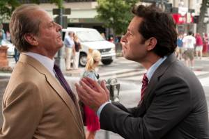 How Do You Know: Jack Nicholson (Charles) en Paul Rudd (George)