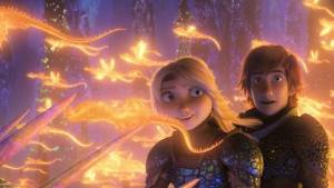 How to Train Your Dragon 3 3D filmstill