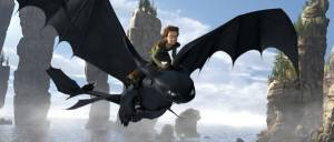 How To Train Your Dragon filmstill
