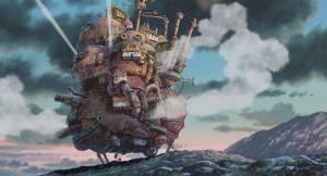 Howl's Moving Castle filmstill