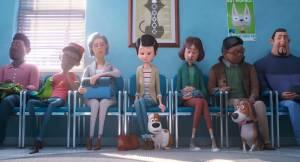 Huisdiergeheimen 2 3D (NL) filmstill