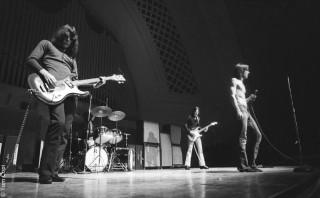Ron Asheton, Scott Asheton en Iggy Pop in Gimme Danger