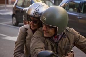 Il colore nascosto delle cose: Valeria Golino (Emma) en Adriano Giannini (Teo)