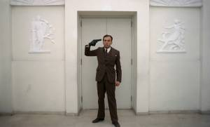 Il conformista: Jean-Louis Trintignant (Marcello Clerici (as Jean Louis Trintignant))