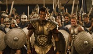 Immortals: Henry Cavill (Theseus)