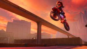 Incredibles 2 3D filmstill