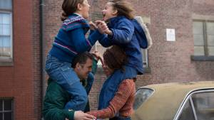 Mark Ruffalo (Cameron) en Zoe Saldana (Maggie)