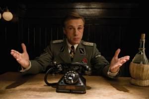 Inglourious Basterds: Christoph Waltz (Col. Hans Landa)