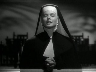 Ingrid Bergman in The Bells of St. Mary's