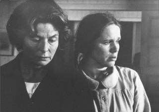Ingrid Bergman en Liv Ullmann in Herbstsonate