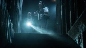 Insidious: The Last Key: Lin Shaye (Elise Rainier) en Angus Sampson (Tucker)