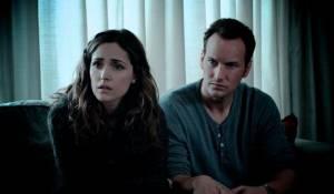 Rose Byrne (Renai Lambert) en Patrick Wilson (Josh Lambert)
