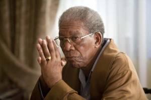 Invictus: Morgan Freeman (Nelson Mandela)